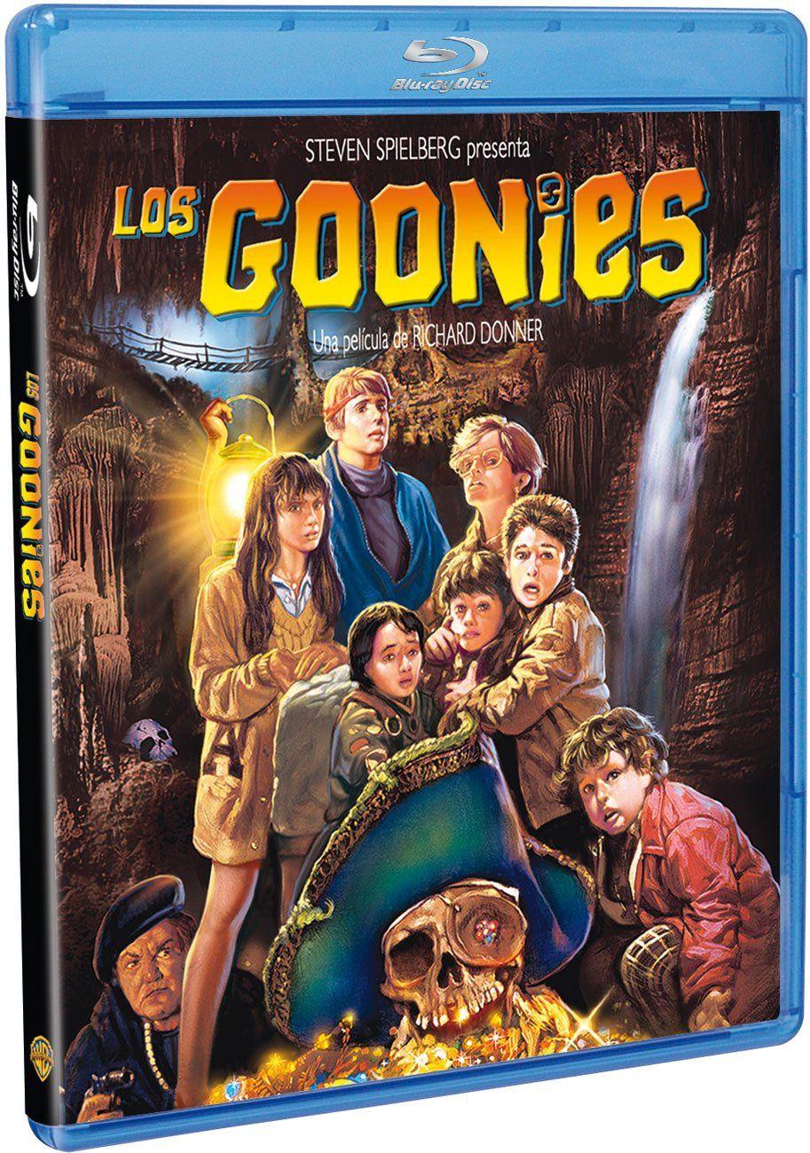 Los Goonies (Blu-ray)