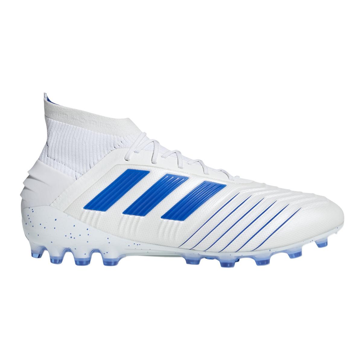 Botas de fútbol de hombre Predator 19.1 AG adidas