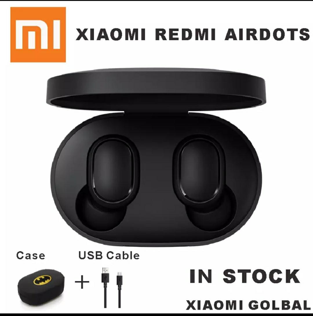 Xiaomi Redes Airdots+funda+cable