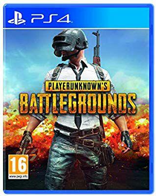 Player Unknown's Battlegrounds para PS4