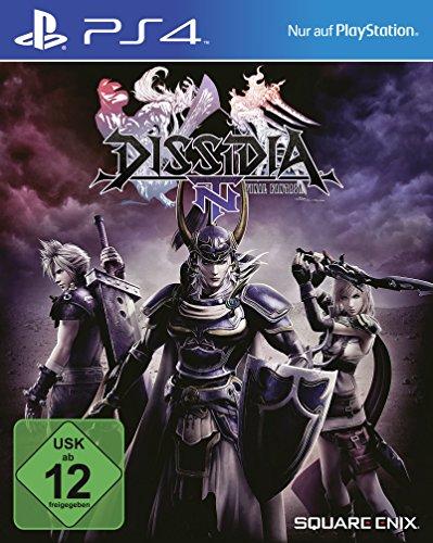Dissidia PS4 Pal Alemania