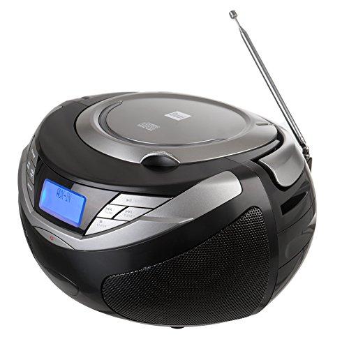 Radio CD Mp3 y entrada Aux. Reaconcionado Amazon