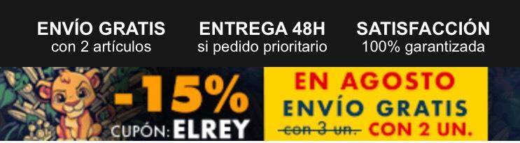 15% y envío gratis en La Tostadora