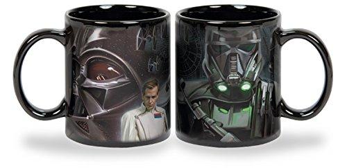 Pack de 2 tazas Star Wars Rogue One