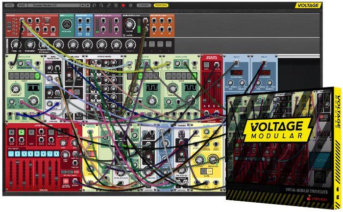 Voltage Modular Nucleus VST Instrumento y Standalone Gratis!