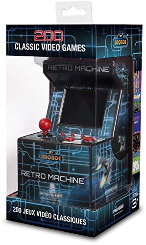 Mini Arcade 200 juegos solo 14.9€