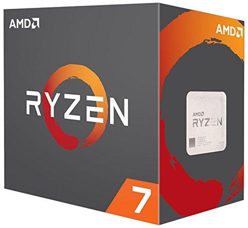 AMD RYZEN 7 1800x Octa Core solo 289€