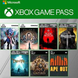 Más Juegos para el Xbox Game Pass (Gamescom 2019)