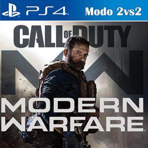 Juega gratis el  modo Gunfight de Call of Duty: Modern Warfare (PS4, 5 mapas)