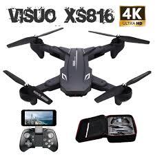 XS816 WiFi FPV Drone RC Drone 4 K