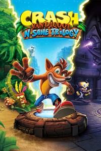 Crash Bandicoot n sane trilogy XBOX ONE ( digital)
