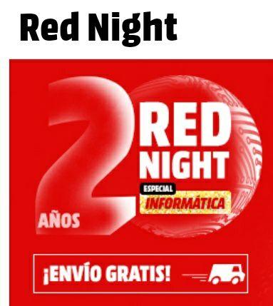 Red Night especial informática