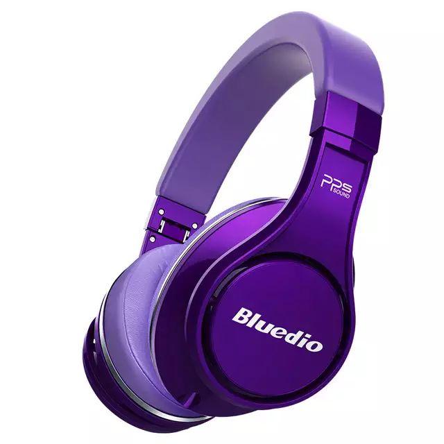 Auriculares Bluetooth Bluedio U (UFO)