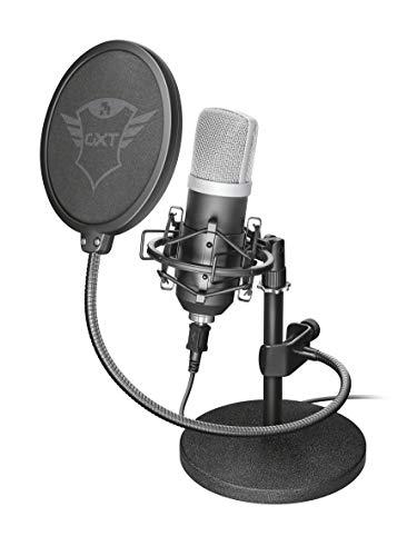 Micrófono USB para estudio Trust Emita