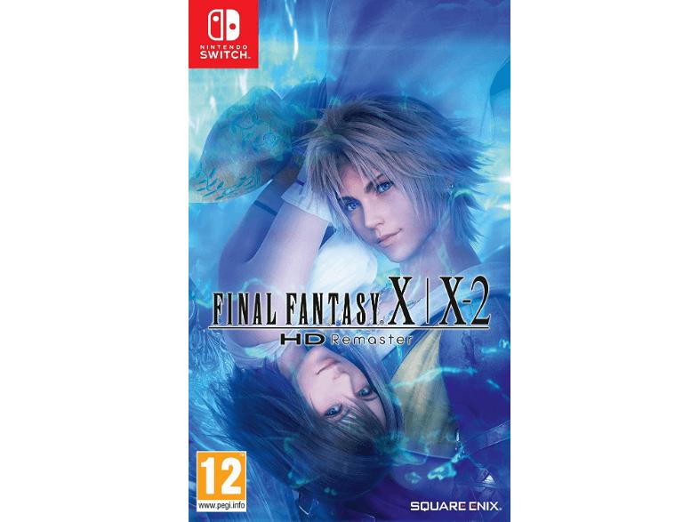 Final Fantasy X-X-2 HD REMASTERED NINTENDO SWITCH