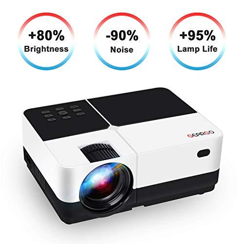 2800 Lumen Portátil Video Proyector