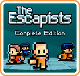 The Escapists: Complete Edition  para Switch en la Store Rusa