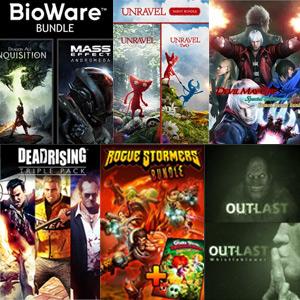 Varios Packs para Xbox con un 80% descuento