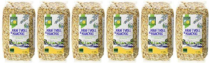 6 X 500g Copos de 4 cereales Bohlsener Muhle