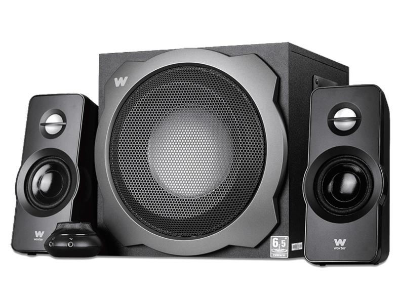 Woxter Big Bass 260 S, Sistema 2.1, 150 W - Mediamarkt y Amazon