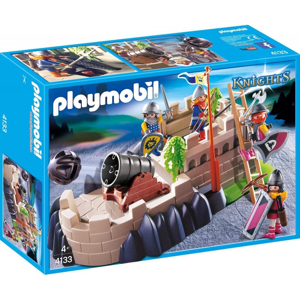 Playmobil 4133 Super Set CastilloREFERENCIA: 00044834 Estado: Producto Nuevo