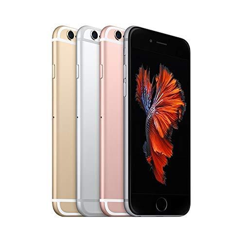 Apple iPhone 6S - Telefono desbloqueado - 128GB (Reacondiconado)