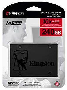 SSD KINGSTON 240GB a buen precio.