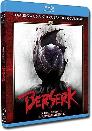 Berserk. La Edad De Oro III El Advenimiento. (Bluray)