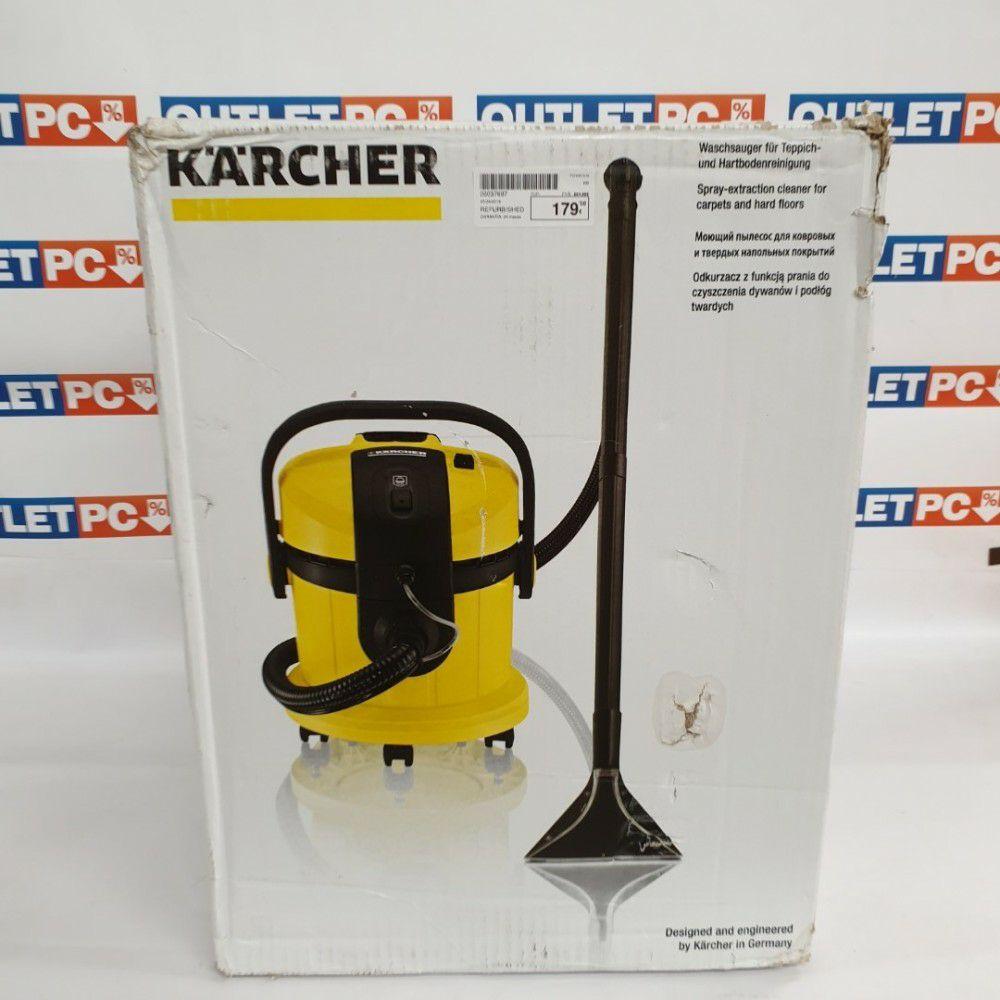 Kärcher SE 4002 Lava-Aspirador Reacondicionado (como nuevo)