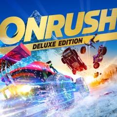 Onrush y Onrush Deluxe Edition (PS4)
