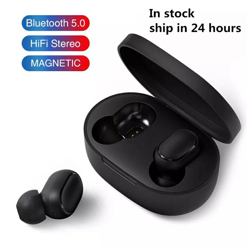 Auriculares Bluetooth A6S TWS