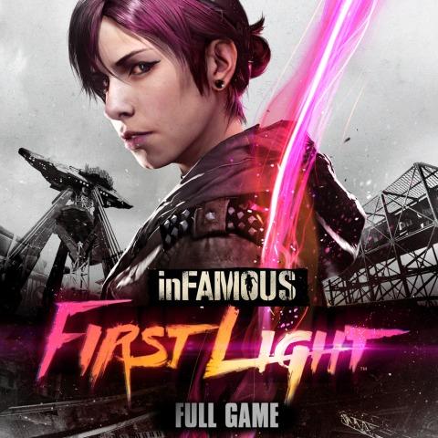 inFAMOUS™ First Light PS4 por 5,99€ y Second Son por 12,99€ (11,6€ con Plus)