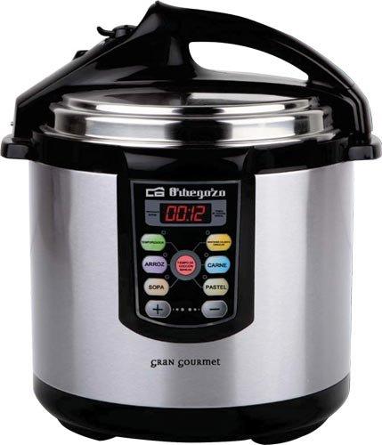 Olla a presión programable Orbegozo Gran Gourmet HPE 6075