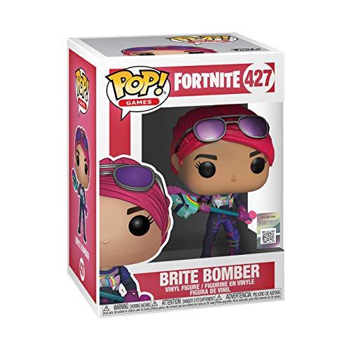 Funko- Pop: Fortnite: Brite Bomber PRODUCTO PLUS