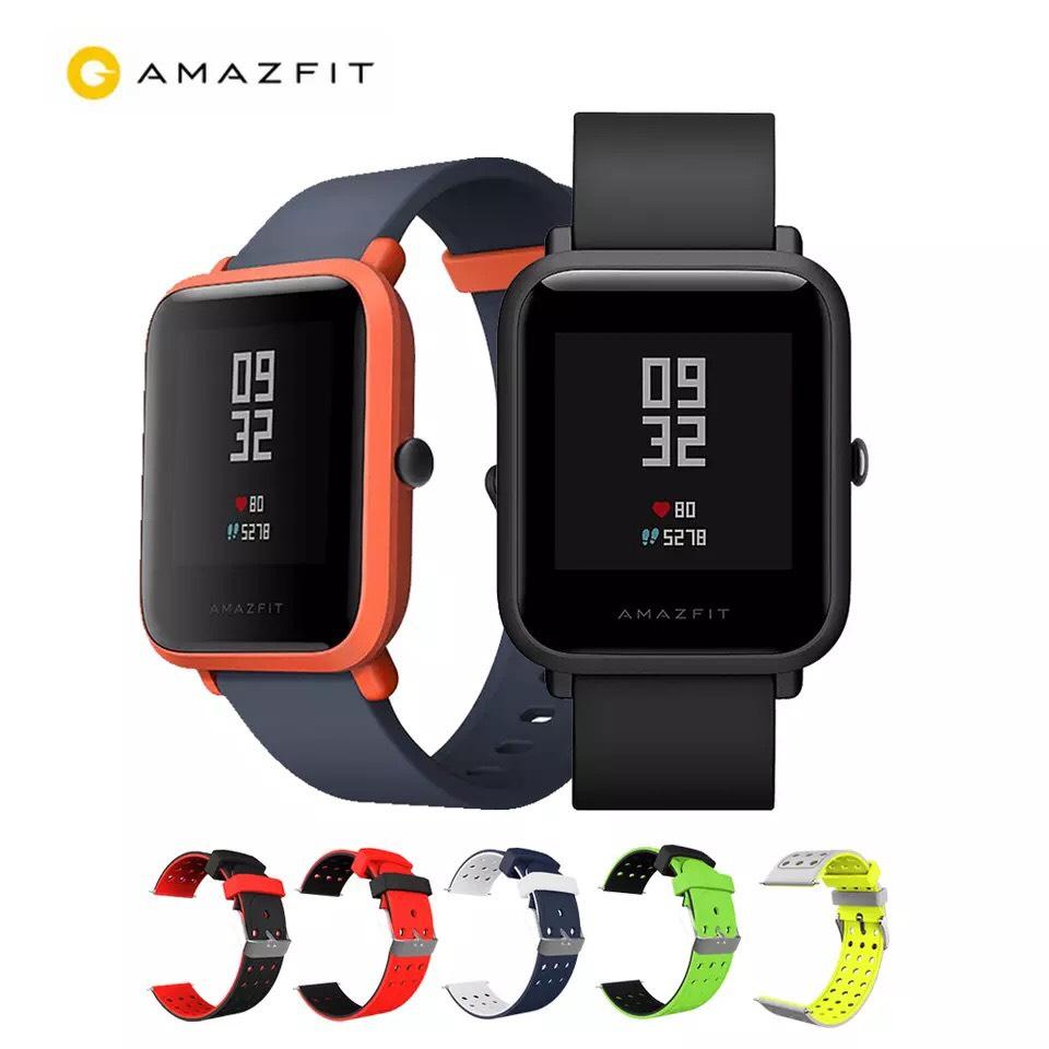 Xiaomi Amazfit Bip desde España por solo 47,54€ (Descripción)