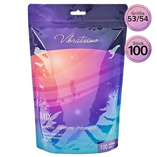 100 preservativos variados (de calidad) a precio de derribo!!!