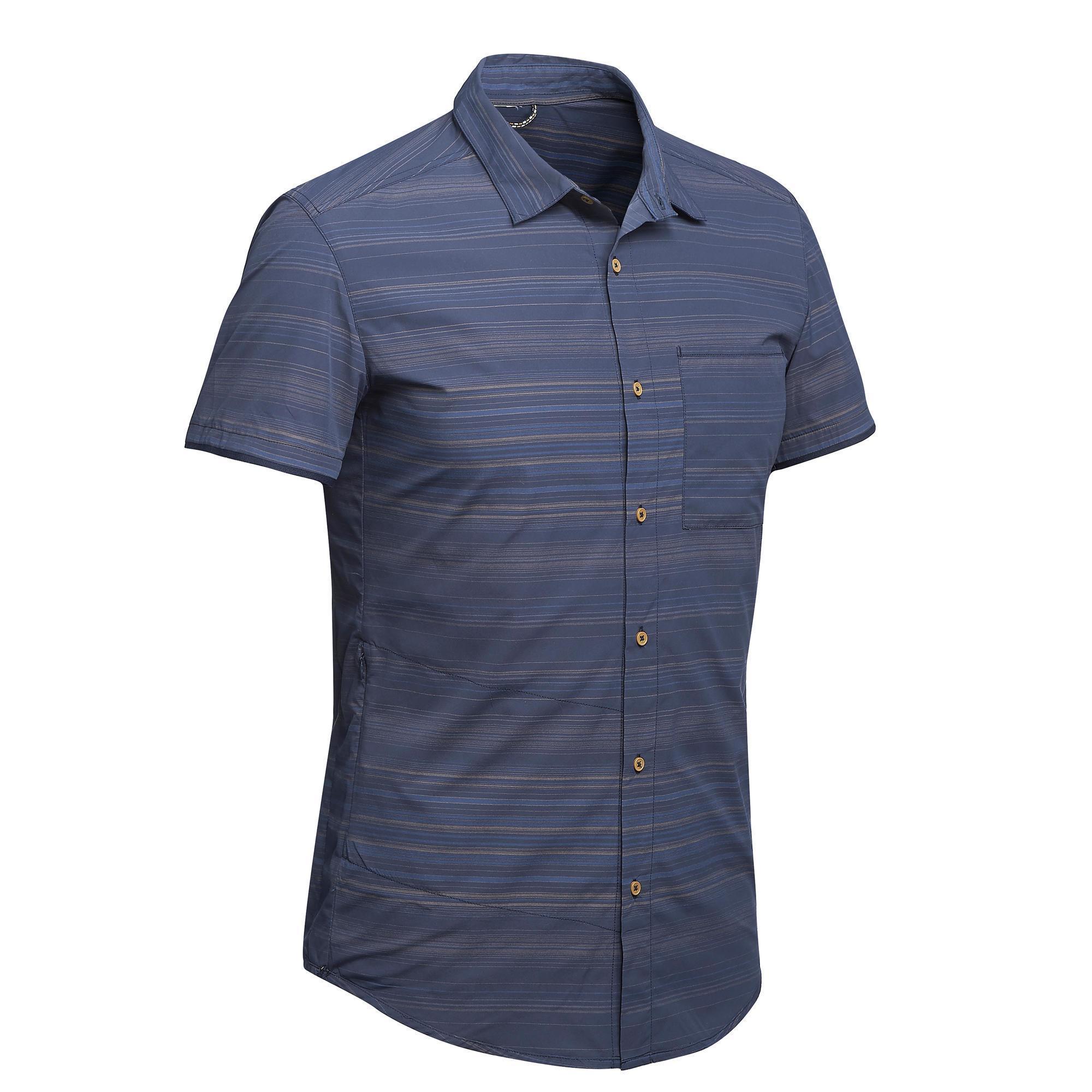 Camisa de poliamida