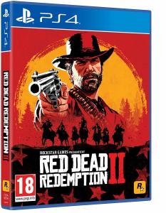 Red Dead Redemption II (PS4, Físico, AlCampo Vilanova)