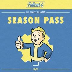 Pase de temporada Fallout 4 para PS4