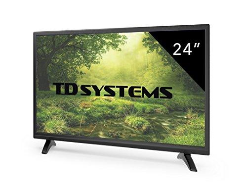 Televisor Led 24 Pulgadas Full Hd TD Systems K24DLTM7F