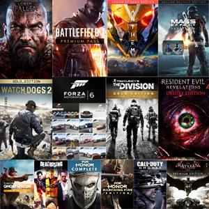 Hasta 85% +370 juegos Xbox One y Windows (Microsoft descuentos semanales)