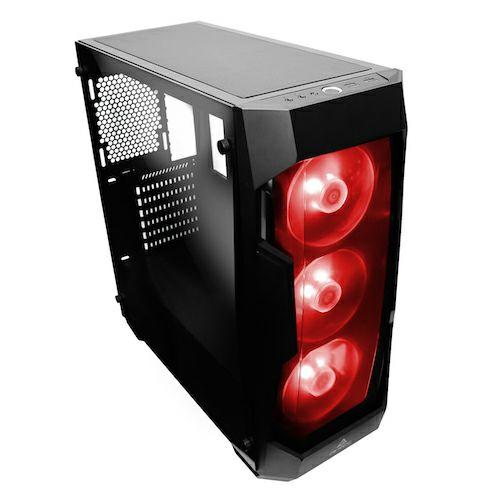 Pc gaming ryzen 5 3600/rtx 2080/16 GB (2x8) 3200 cl16/placa x570 A-Pro/PSU CX 650w