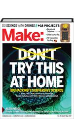 Libros para científicos locos (o makers)