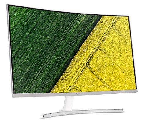 "Monitor Acer ED322Qwidx 31.5"" curvo con resolución Full HD"