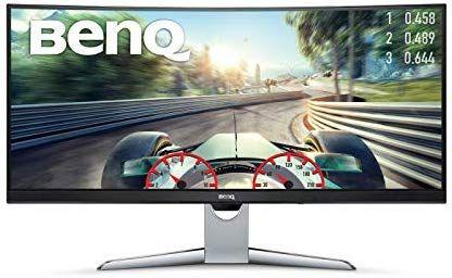 BenQ EX3501R Monitor curvo Ultra WQHD 100Hz HDR de 35 pulgadas