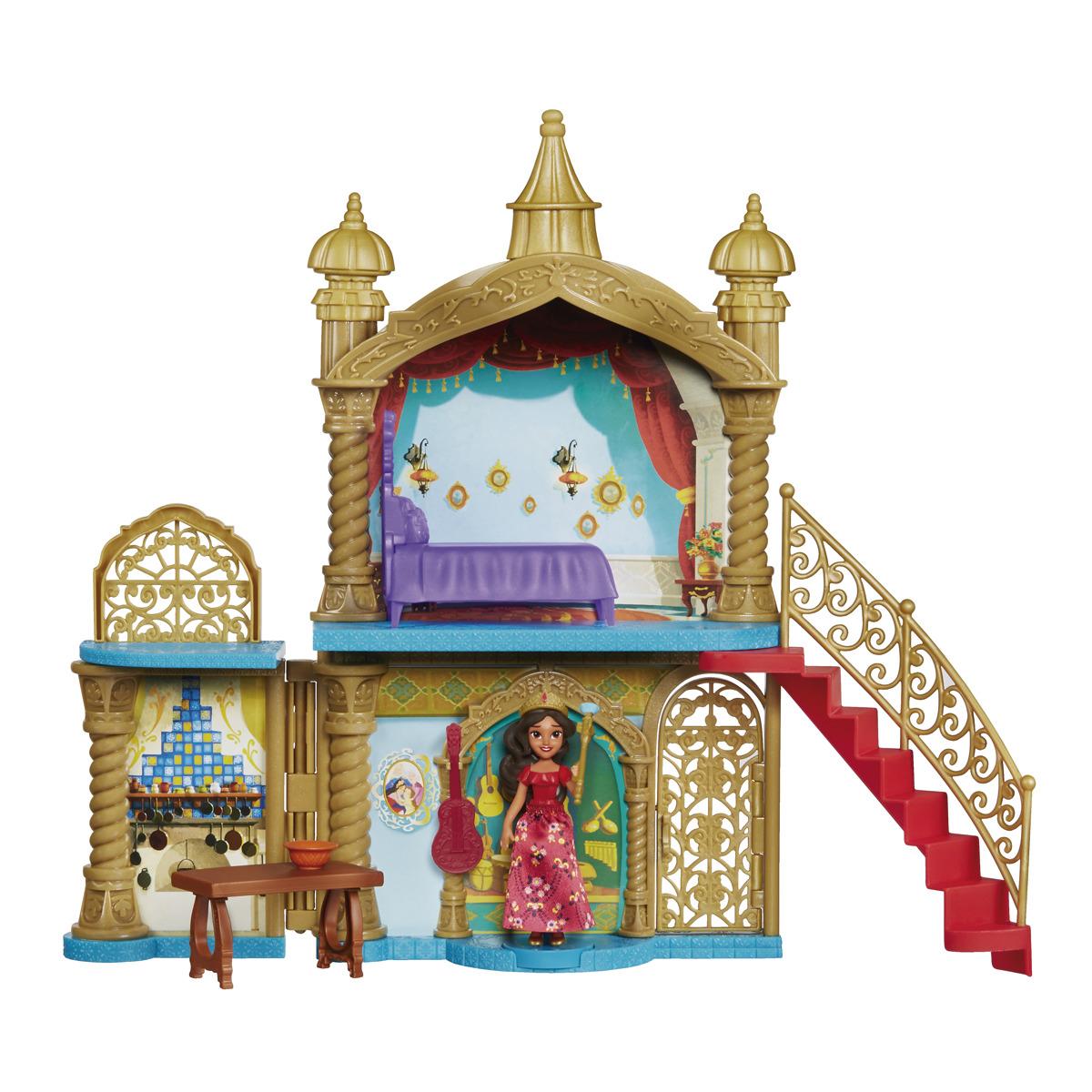 Mini Palacio Elena de Avalor - Princesas Disney