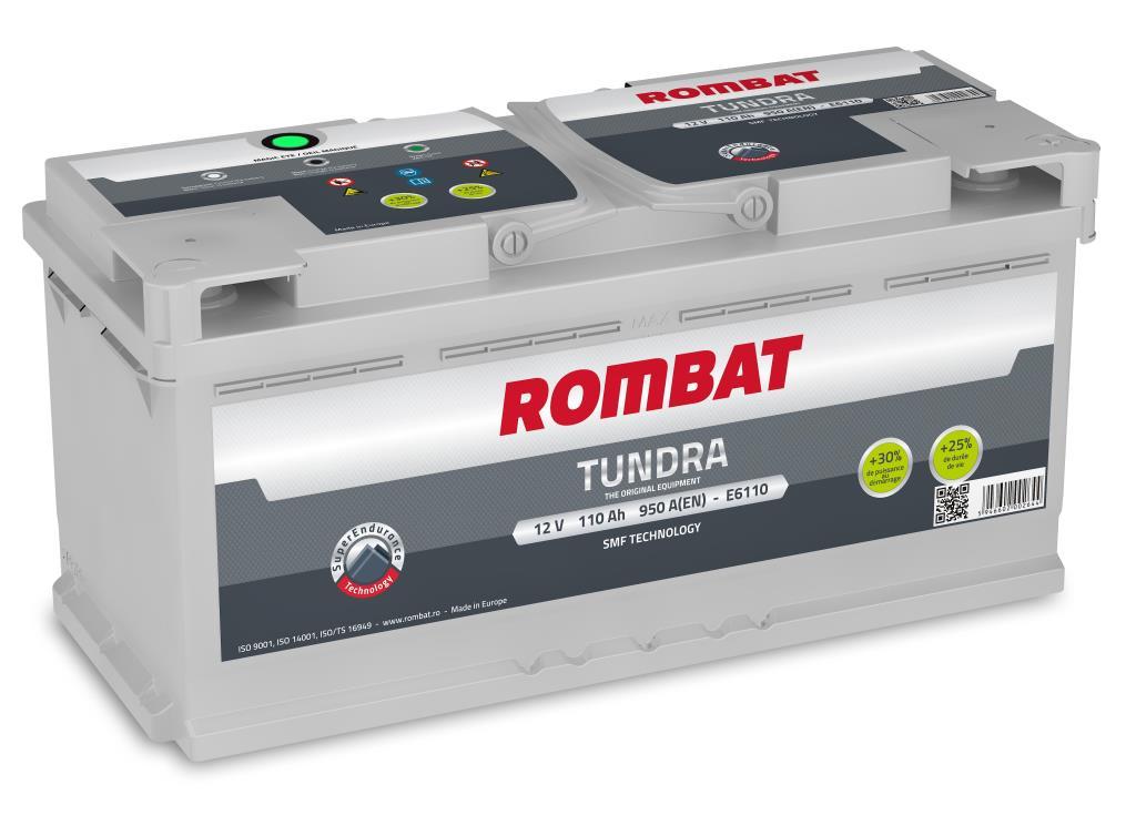 Bateria ROMBAT 110 Ah