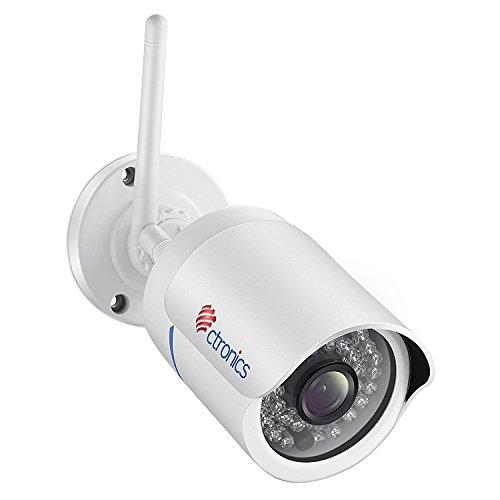 Cámara de seguridad inalámbrica WIFI HD 720P Visión nocturna