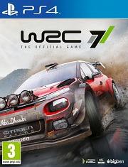 WRC 7 para PS4