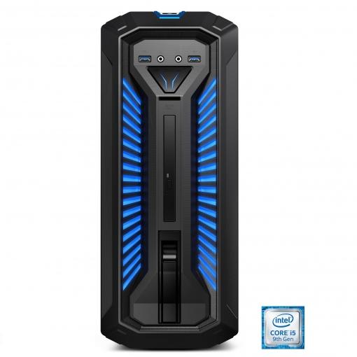 Torre Gaming Erazer X30 i5 9gen 16GB 1TB+256SSD GTX1050 Ti 4GB W10